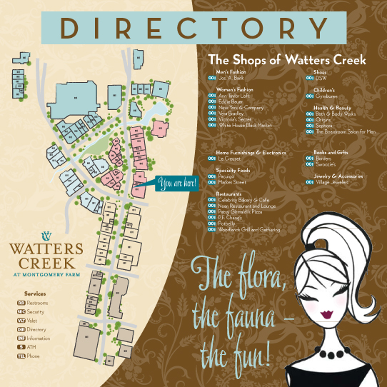 Watters Creek Directory